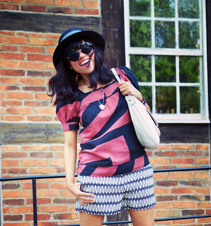 BOATER HAT STREET STYLE