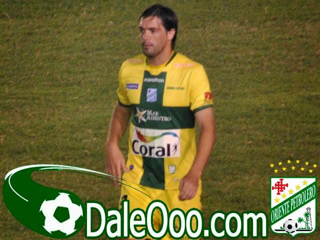 Oriente Petrolero - Federico Martínez - DaleOoo.com página del Club Oriente Petrolero