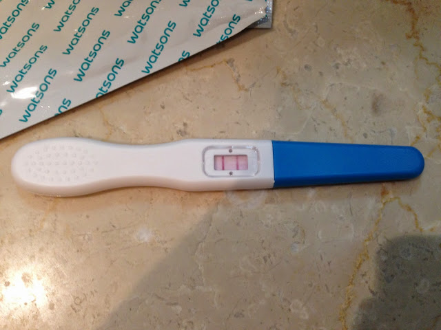 Pregnancy test (kennethstephanie.com)
