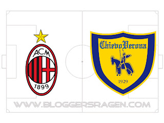 Prediksi Pertandingan Chievo vs AC Milan