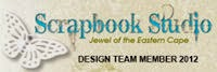 DESIGN TEAM MEMBER FOR SCRAPBOOK STUDIO 2012
