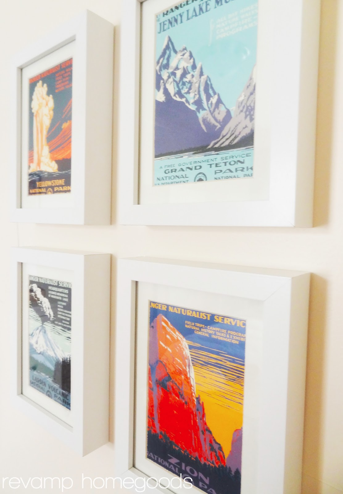 Nice Post Card Frames Collection - Picture Frame Ideas ...