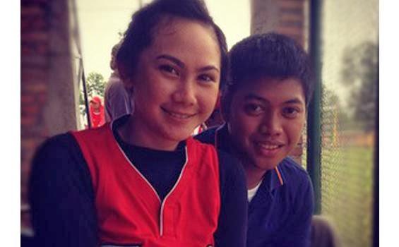 Foto Pemain Softball Putri Cantik Indonesia