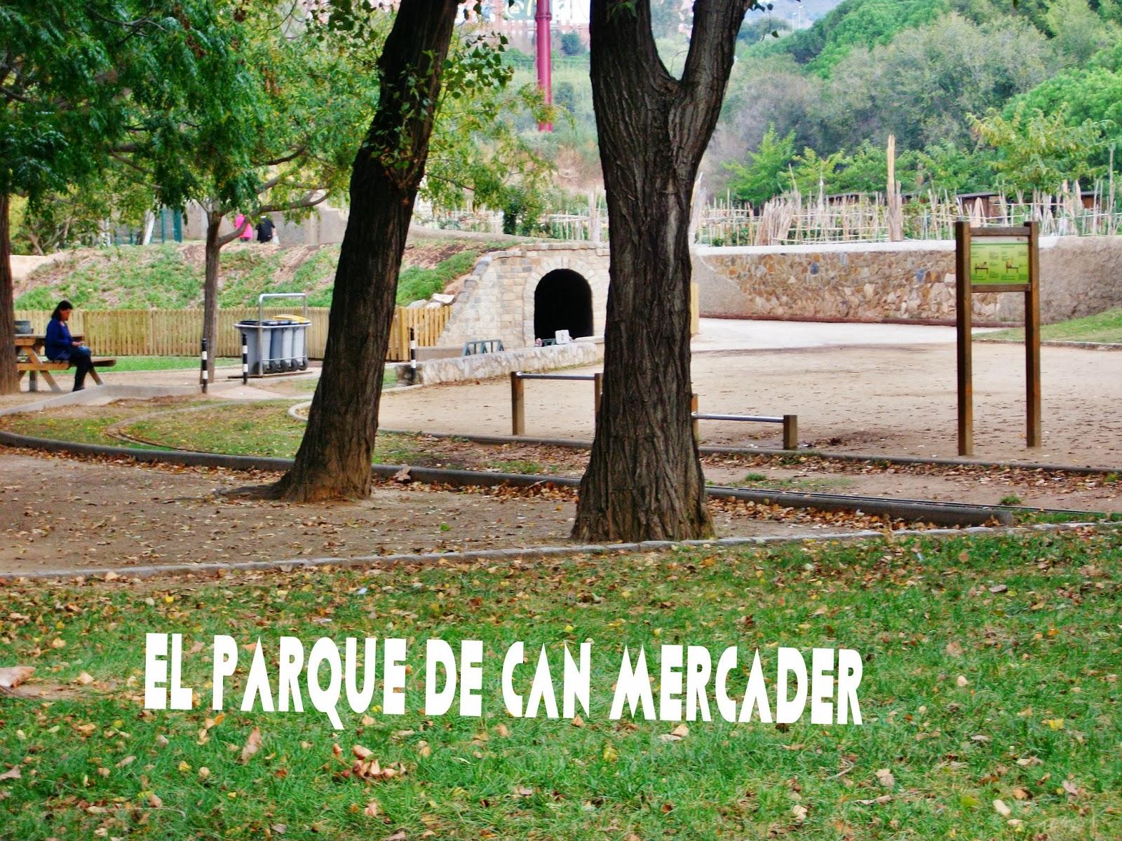 El parc de can mercader el blog de catalina for Piscina can mercader