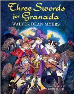 Three Swords for Granada - Walter Dean Myers