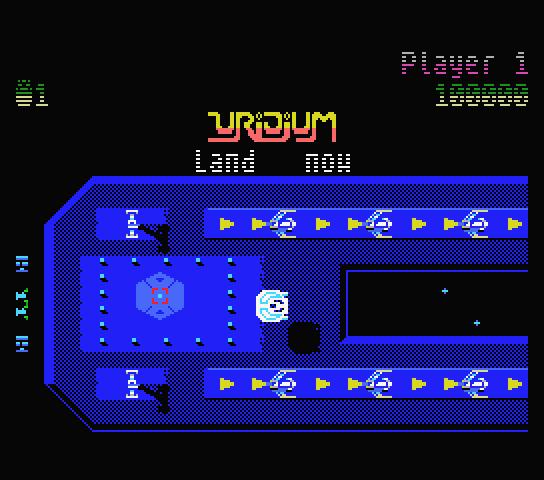 Uridium (MSX 1)