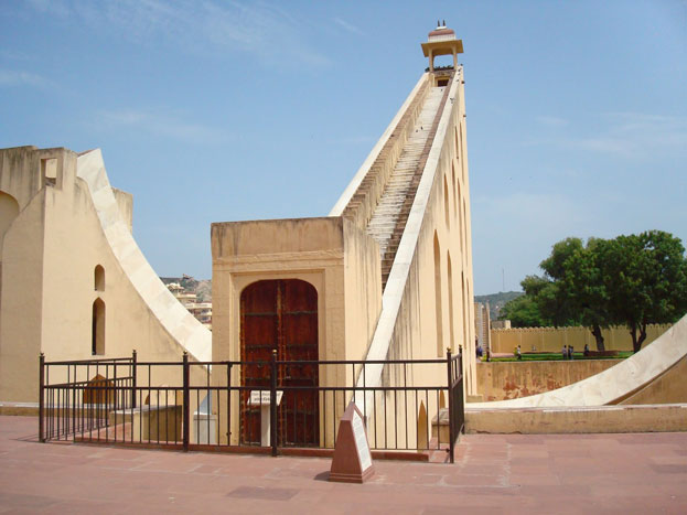 Astronomical observation Jantar Mantar Jaipur