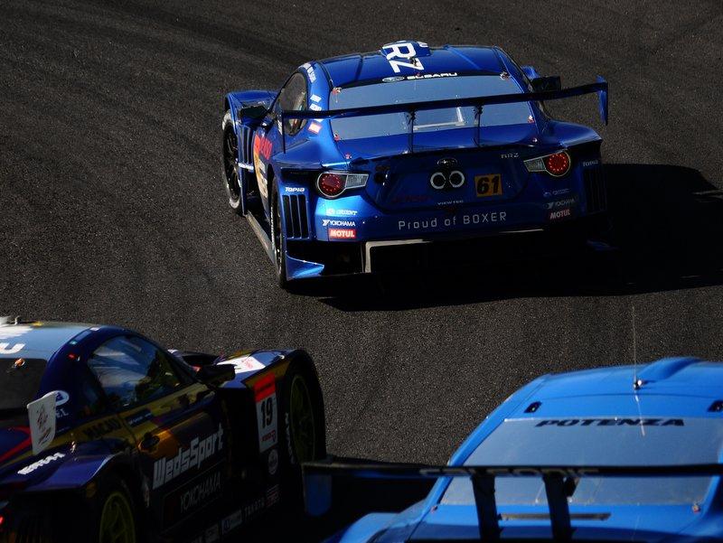 Super GT, japońska liga wyścigowa, seria, JDM, japanese, racing, Autobacs, Subaru BRZ, boxer 自動車競技