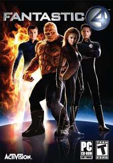 Fantastic 4 Full Version Game Free Download