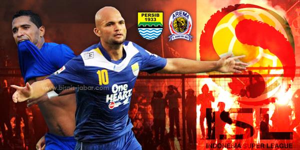 BOLAPENTING - Jadwal pertandingan Liga Indonesia ISL 2013, Sabtu (20