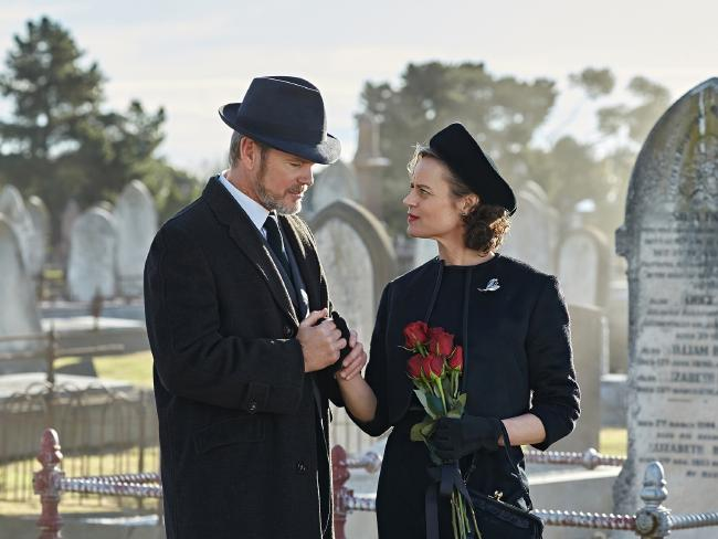 "Farewell to ""Dr. Blake"" (ABC TV  drama series) !"
