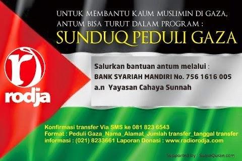 Peduli Gaza
