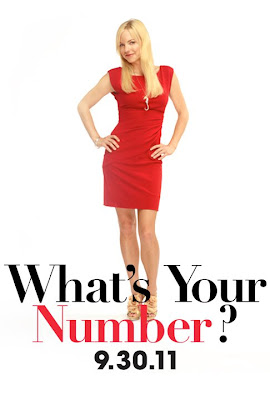 What's Your Number Movie Poster