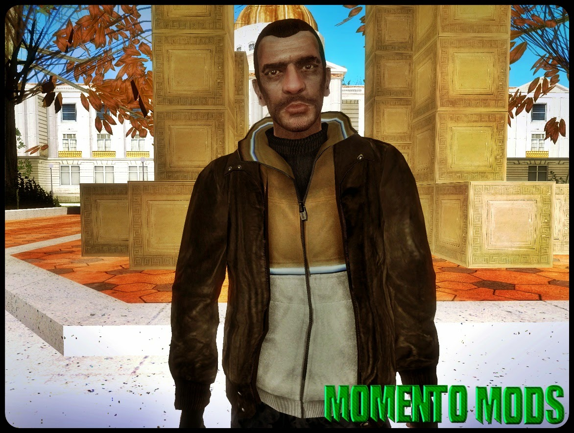 GTA SA - Niko Bellic HD