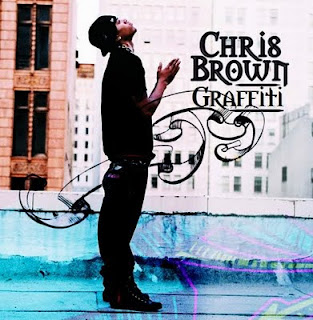 Chris Brown-Graffiti