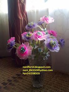 Bunga Hiasan Dalaman