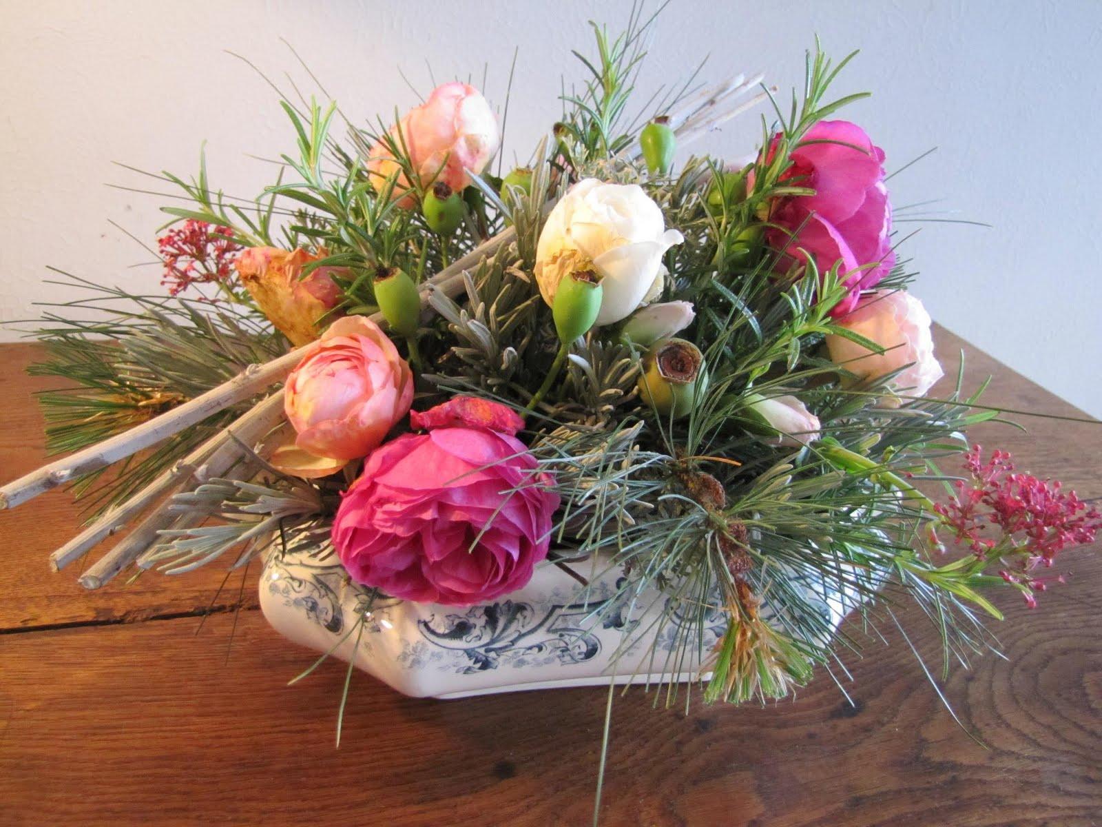 Le blog de parcs et jardins de l 39 oise bouquet d 39 automne - Bouquet d automne ...
