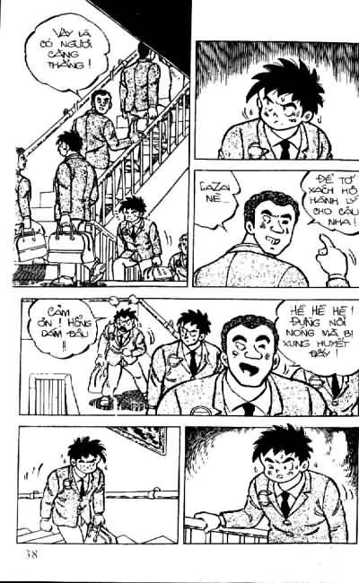 Jindodinho - Đường Dẫn Đến Khung Thành III Tập 26 page 38 Congtruyen24h