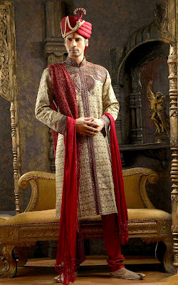 Indian Wedding Dress For Men | The Modern Wedding Gown