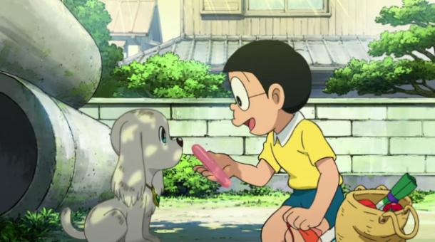 Segundo tráiler de Eiga Doraemon Shin Nobita no Daimakyo ~ Peko to 5-nin no Tankentai