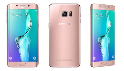 Harga Spesifikasi Samsung Galaxy S6 Edge+ Pink