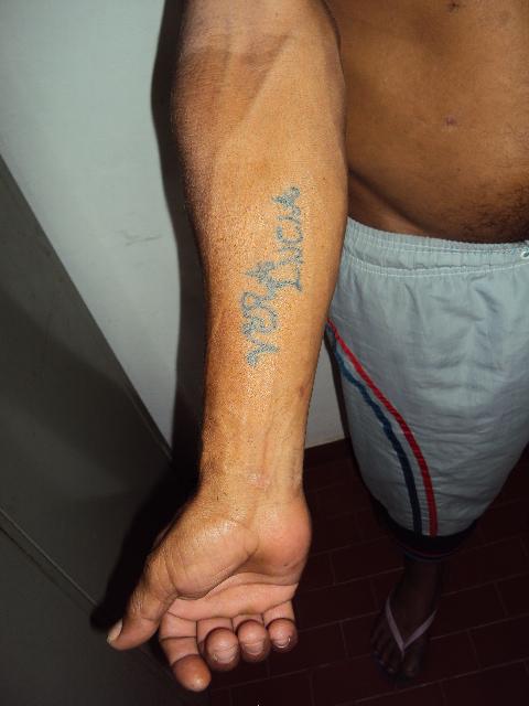 Você viu este homem - Polícia de Ariquemes procura fugitivo condenado a 60 anos de prisão