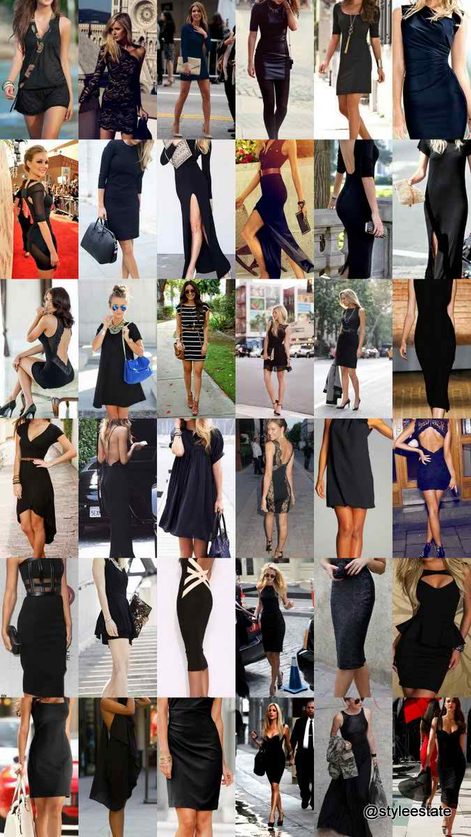 36 lovely black dress you might want to have a look