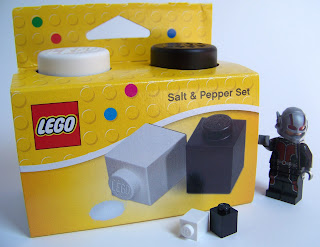 LEGO salt & pepper shaker