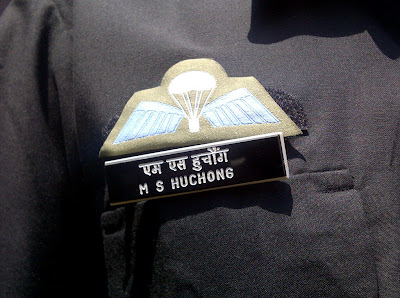 Paratrooper Huchong, Shaurya Chakra, Killed 2 Insurgents In Manipur