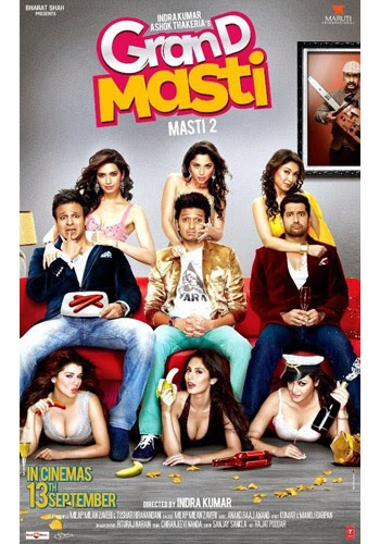 Grand Masti   full movie watch online