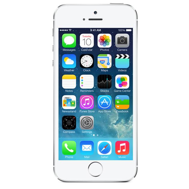 Spesifikasi Dan Harga Apple iPhone 5S 32GB White Silver Terbaru