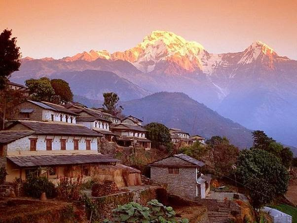 Beautiful Nepal hd