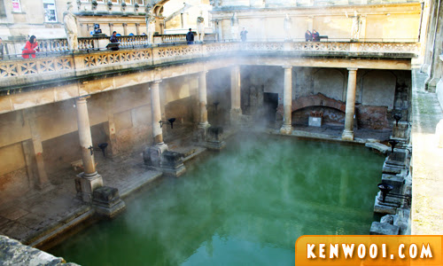 roman baths tour