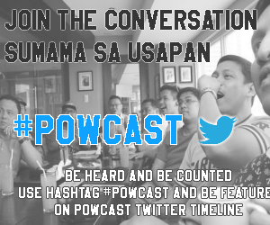 Use Hashtag Powcast