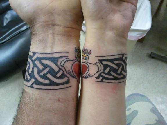 tatuaje de pareja