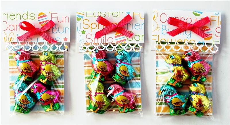 Capadia designs simple easter treat bags simple easter treat bags negle Image collections