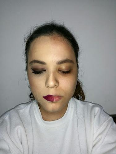 Diferença da maquiagem