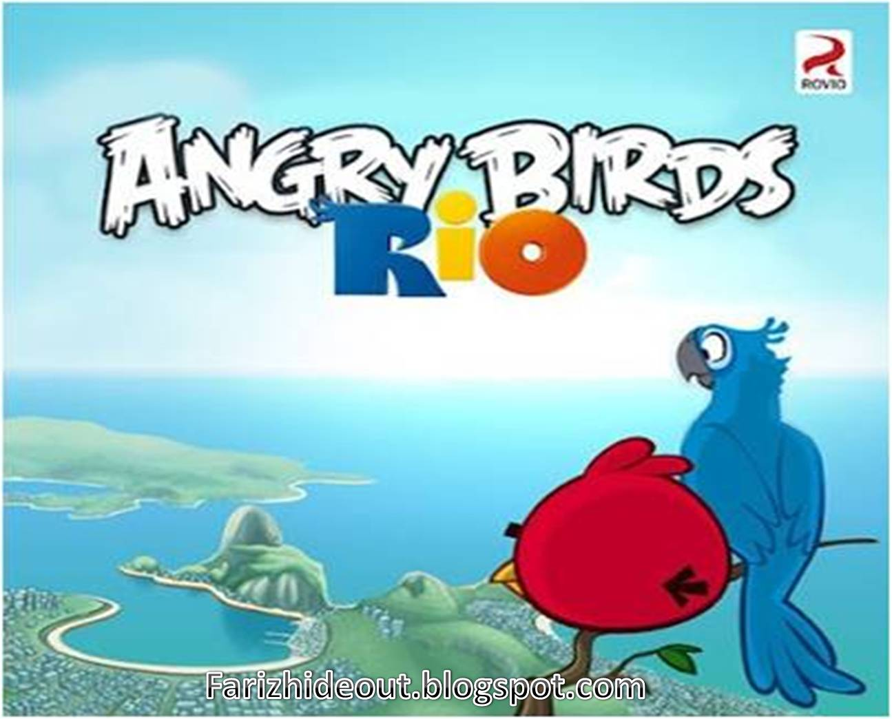 angry birds rio full version download rizshare. Black Bedroom Furniture Sets. Home Design Ideas