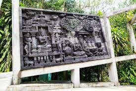 Ulen Sentalu Kali Urang Merapi - Jogjakarta