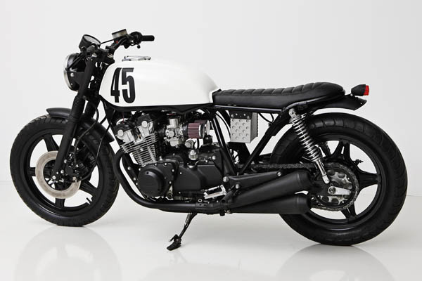 cafe racer special wrenchmonkees wm cb750. Black Bedroom Furniture Sets. Home Design Ideas