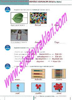 6.Sinif  Turkce Doku Yayinlari Ogrenci Calisma Kitabi Sayfa 91