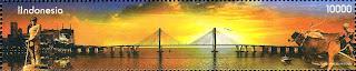 jembatan indah suromadu landmark jawa timur