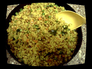Vegetable Poha/A...