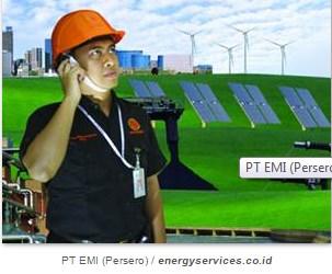 Lowongan Kerja PT Energy Management Indonesia (Persero)