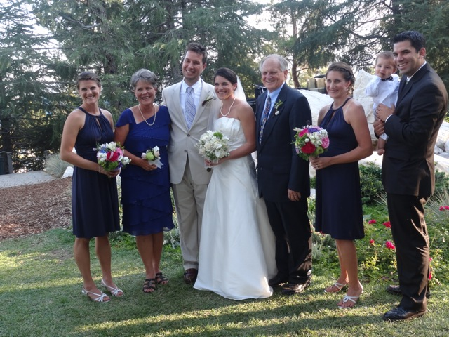 The newly expanded Friesen family