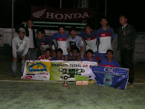 Juara 1 Futsal Di Sidikalang
