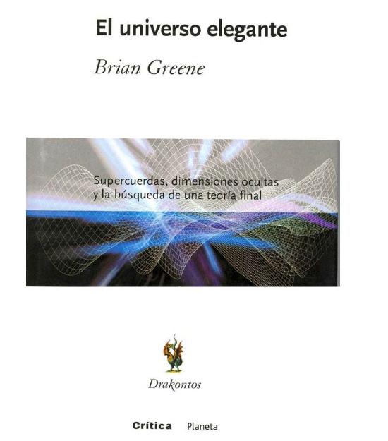 the elegant universe by brian greene pdf