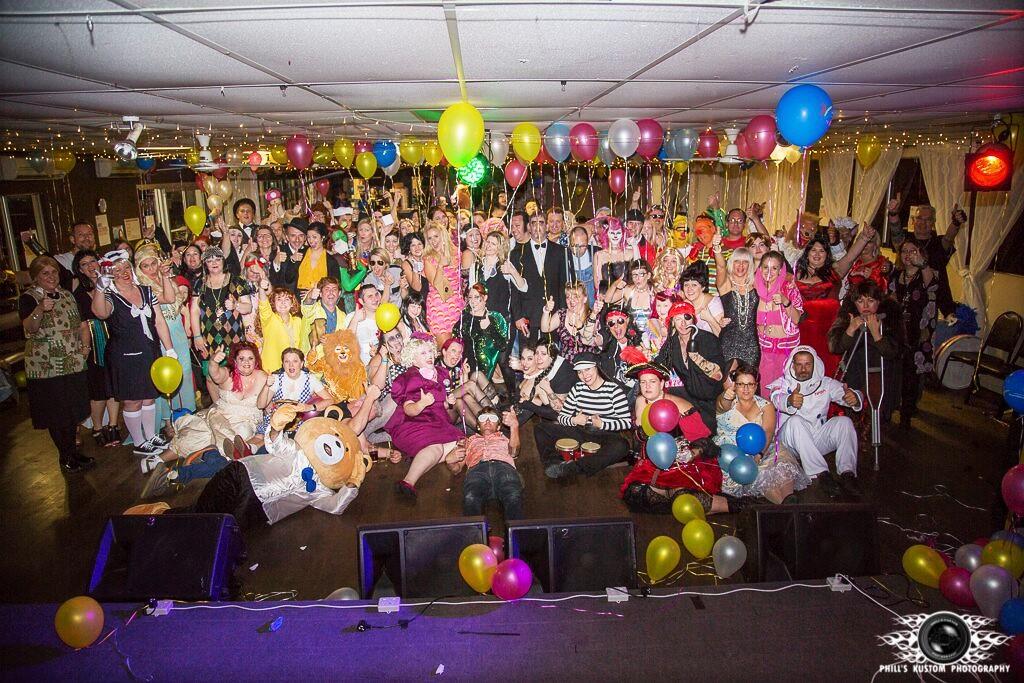 Fancy Dress Disco 2017