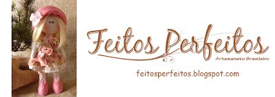 Tilda By Feitos Perfeitos