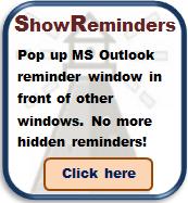 ShowReminders